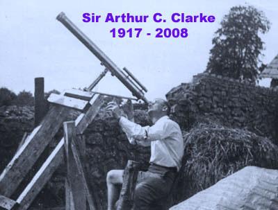 Sir Arthur C. Clark 1917-2008